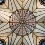 York Minster Chapterhouse Ceiling