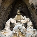 A Madrid Cathedral's Sculptures 2