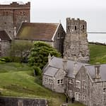 Dover Castle - St Mary in Castro
