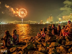 4th of July Fireworks NOLA