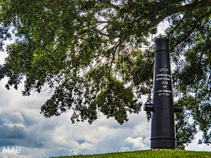 Vicksburg Surrender Monument