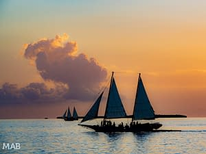 Sunset Sailing Key West