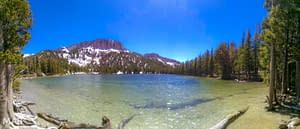 McCloud Lake Mammoth Lakes
