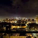 View From A Brooklyn Rooftop 1