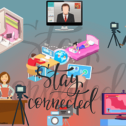 Stay Connected with Broadcast Bruce Live Streaming Video Production