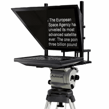Autocue SSP15 15in Teleprompter Package