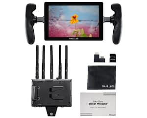 SmallHD Indie 7 Bolt 4K V-Mount Kit