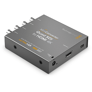 Blackmagic Quad SDI to HDMI 4K 2