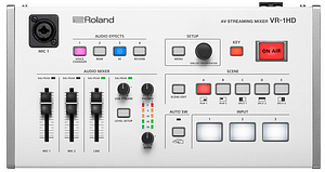 Roland VR-1HD Top