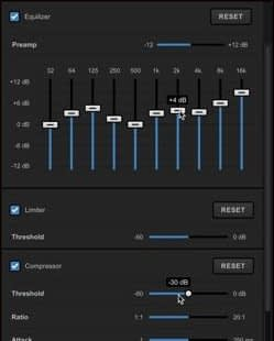 Livestream Audio Mixer