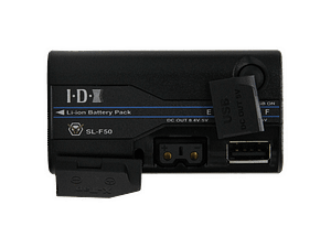 IDX SL-F50 Top (Sony NP-F / L-Series)