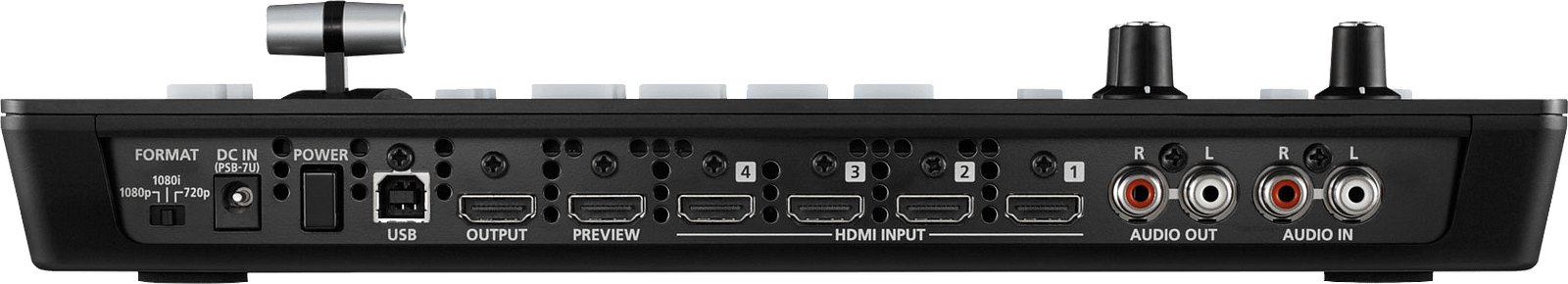 Roland V-1HD Connections