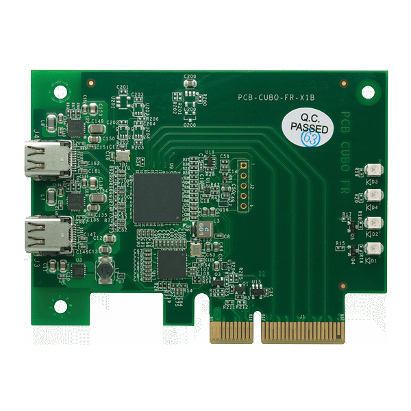 Thunderbolt 2 Upgrade Card for Echo Express III