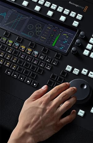 Blackmagic Fairlight Desktop Audio Editor