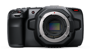 Blackmagic Pocket Cinema Camera 6K Front