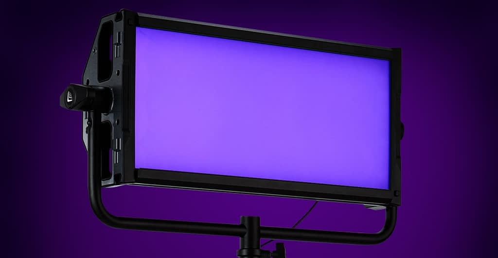 Litepanels Gemini Purple
