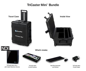 TriCaster Mini HD-4 Bundle