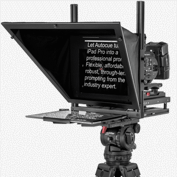 AutocueStarter Series iPad Pro 12.9in Teleprompter