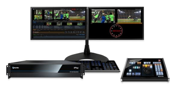 NewTek 3Play 3P1 Complete System