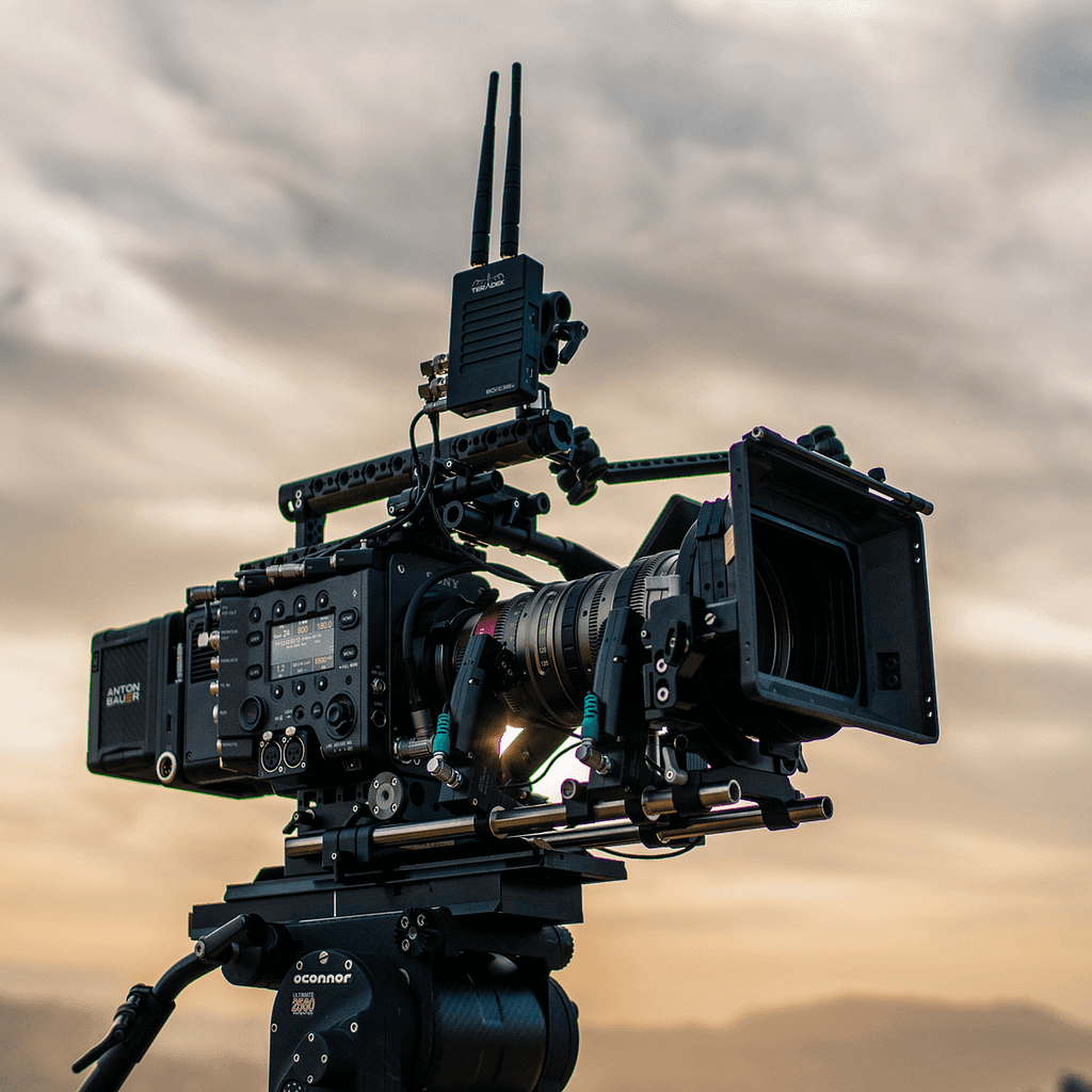 Teradek Bolt XT 3000 Sony Camera Square