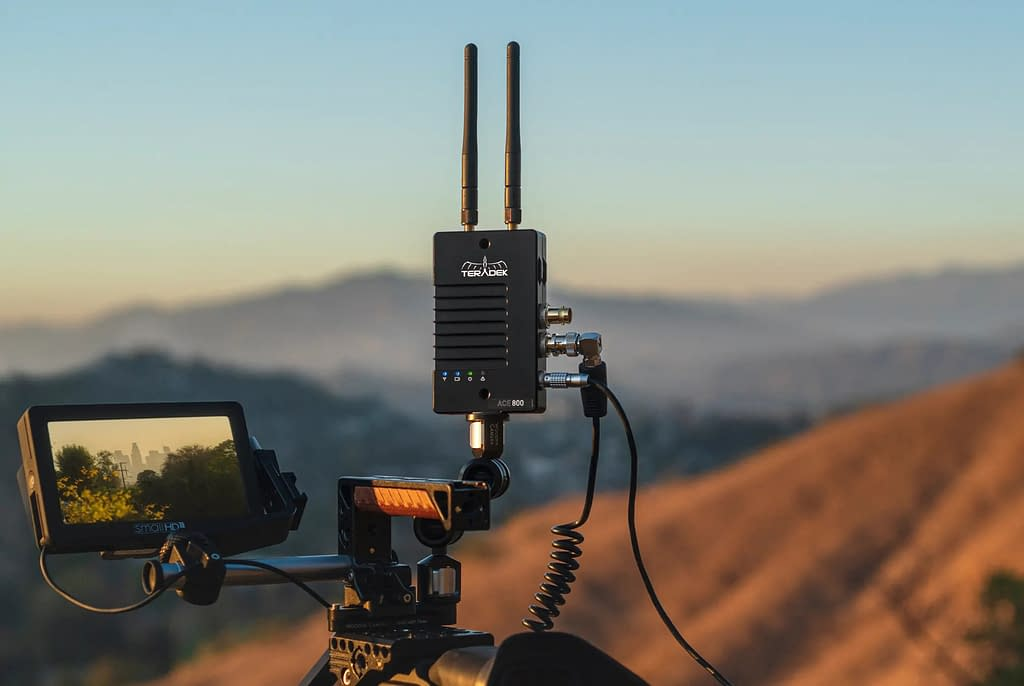 Teradek Ace 800 Camera Mount Small