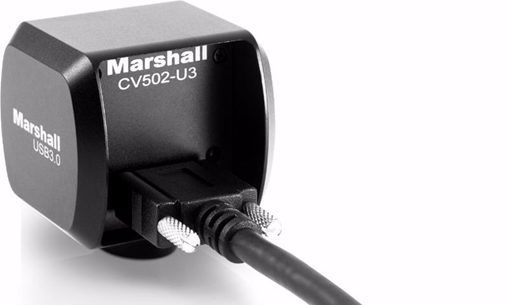 Marshall CV502-U3 Rear with Cable