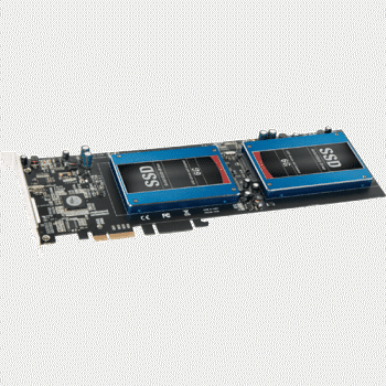 Sonnet Technologies Tempo SSD Pro Plus with Drive
