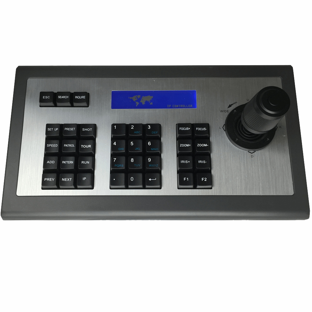 PTZOptics IP Joystick Keyboard PT-JOY