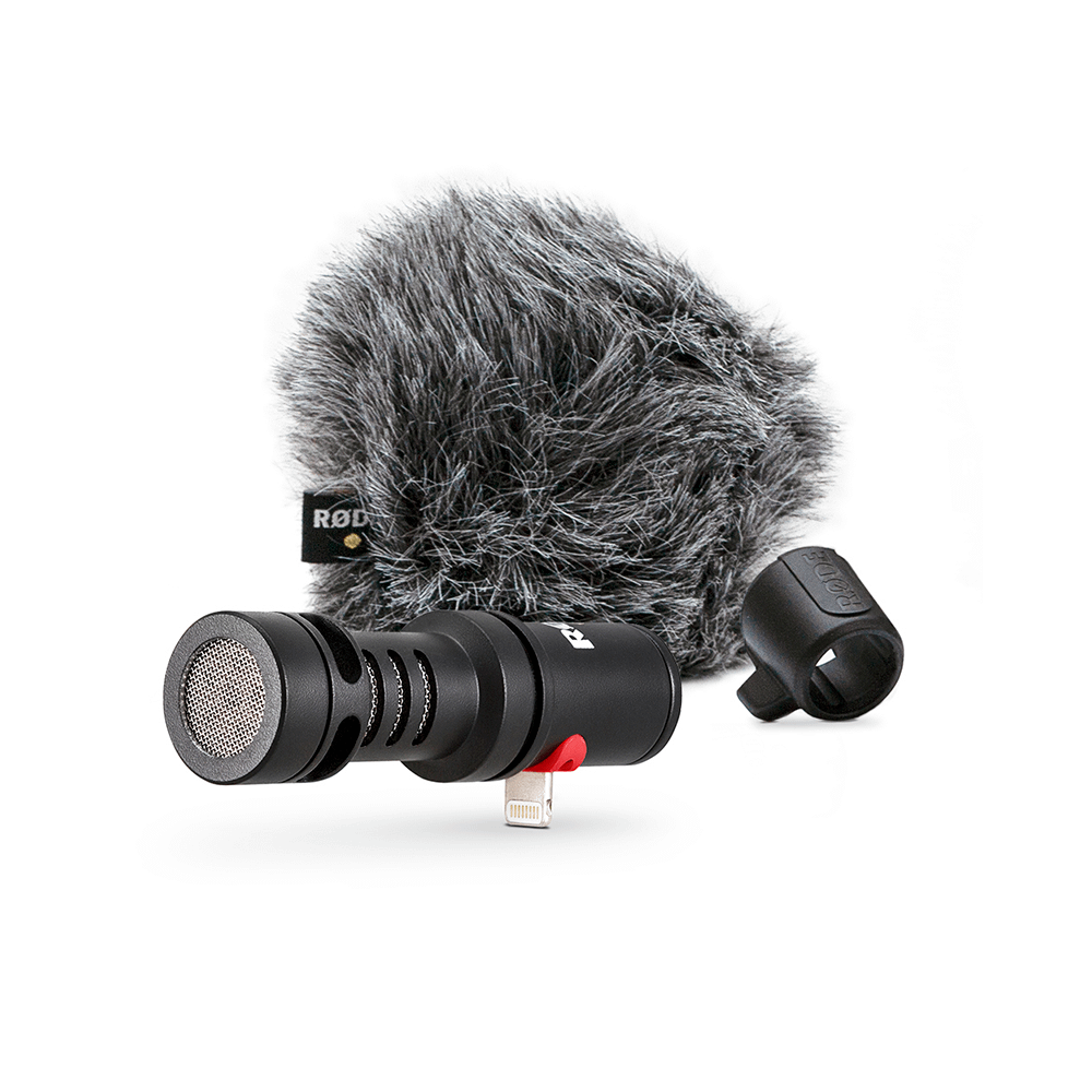 Rode Videomic me-l Package