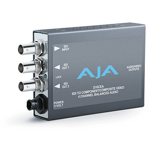 AJA Video HD10CEA