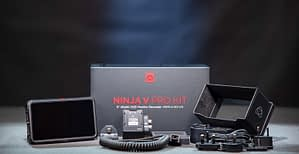 Ninja V Pro Kit in the Box