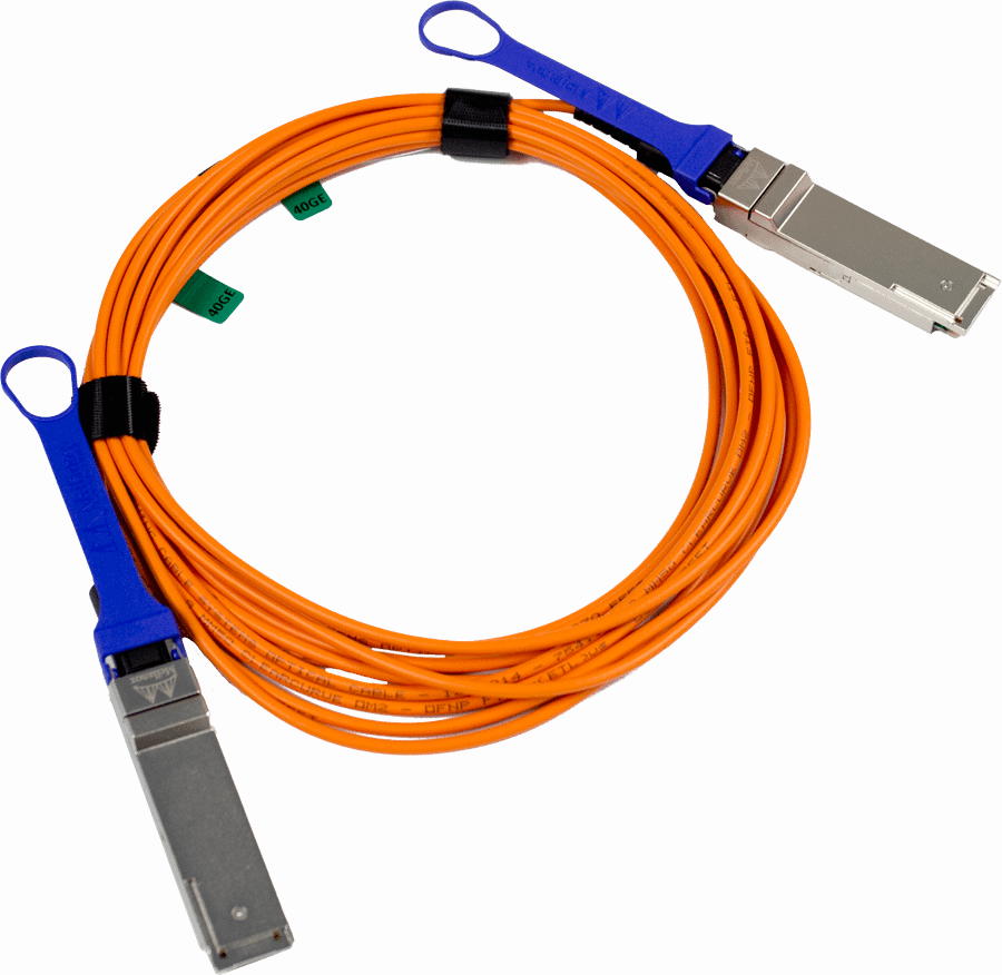 ATTO Technology 20m Active Fibre Cable QSFP 40Gb