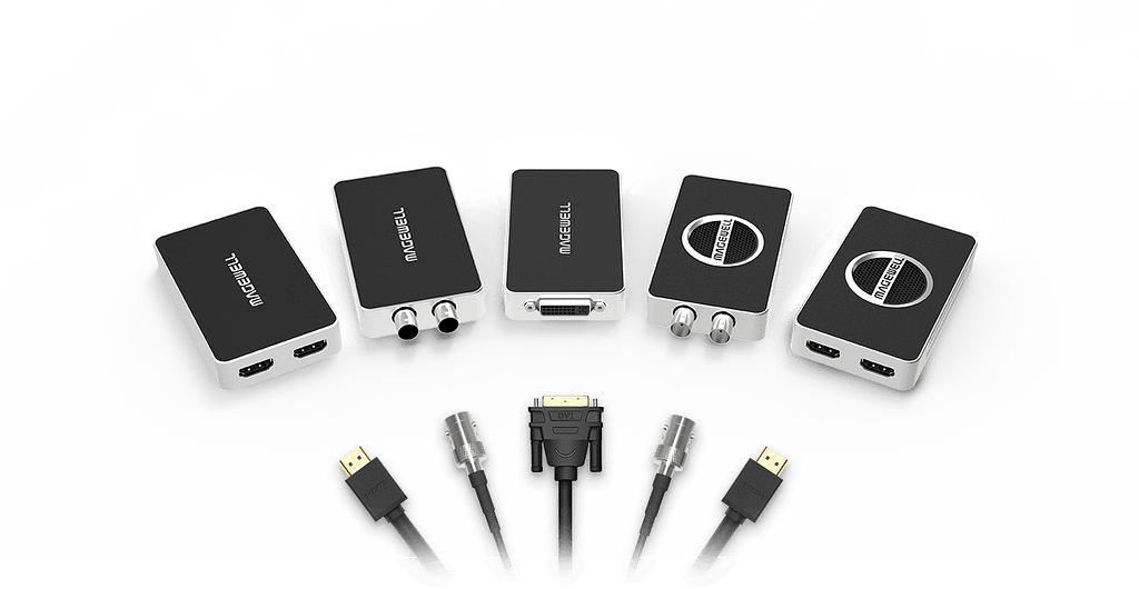 Magewell USB Capture Plus Options