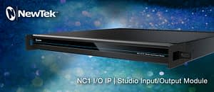 NewTek Studio NC1 I/O IP Header