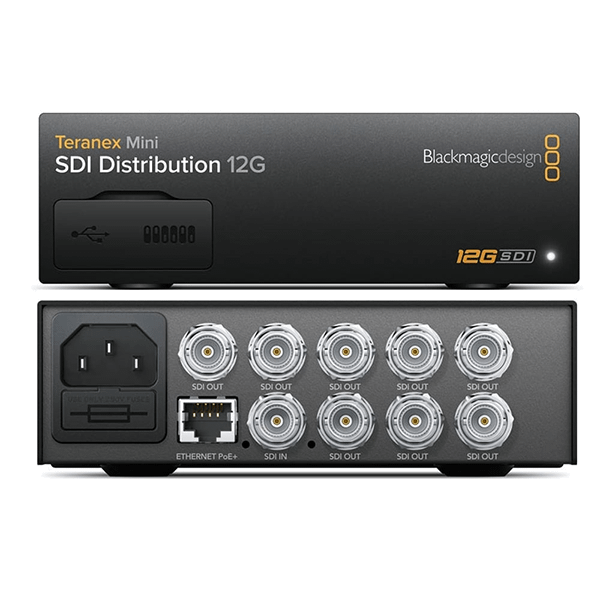 Blackmagic Teranex Mini Sdi Distribution 12g Broadcast Bruce Australia