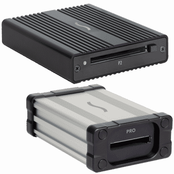 Sonnet Technologies SxS and P2 Thunderbolt Adapters
