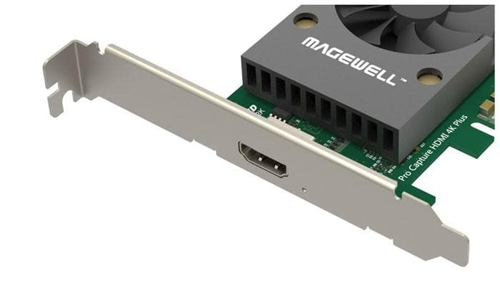 Magewell Pro Capture HDMI 4K Plus 2