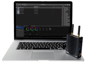 COLR 3D LUT. HDMI/SDI Converter and live 3D LUT with WiFi