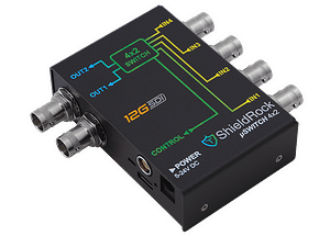 ShieldRock µSwitch 4x2