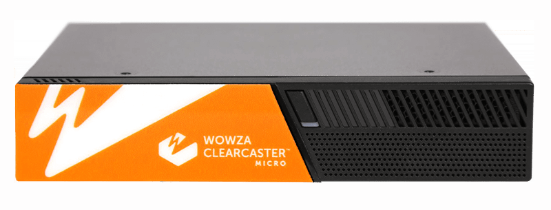 Wowza ClearCaster Micro
