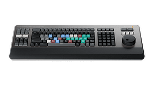 Blackmagic DaVinci Resolve Editor Keyboard
