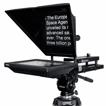 Autocue SSP10 10in Teleprompter Package