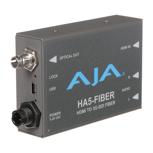AJA Video HA5-Fiber