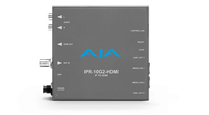 AJA IPR-10G2-HDMI Front