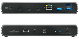 Sonnet Echo 11 Thunderbolt 4 Dock Connectors