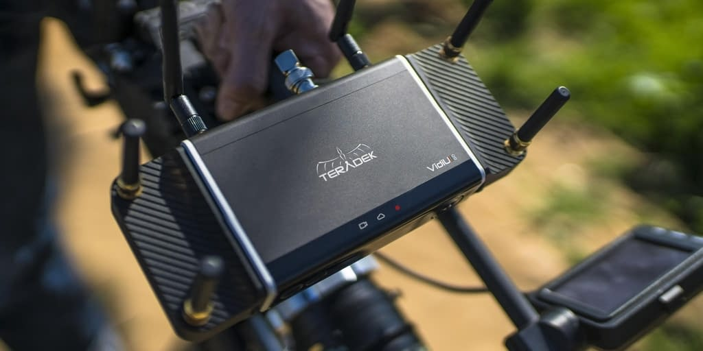 Teradek VIDIU GO Top Down