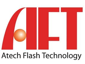 Atech Flash Technology Logo