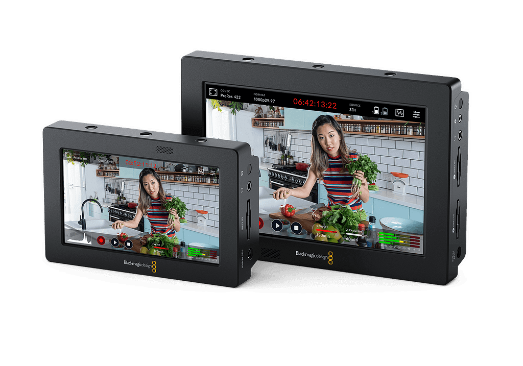 Blackmagic Video -Assist 3g