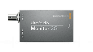 UltraStudio Monitor 3G Top