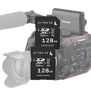 Angelbird Match Pack for Panasonic EVA1